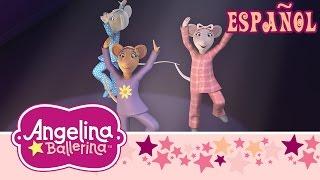 Angelina Ballerina Latinoamérica: Angelina y su Pijamada