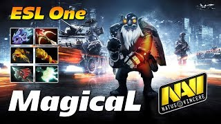 MagicaL Sniper | Natus Vincere vs Mineski | ESL One Mumbai 2019 Dota 2