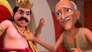 The King and The Clever Pauper Kids Story | Grandma Stories for Children | Infobells