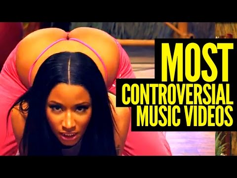 TOP 5 MOST CONTROVERSIAL MUSIC S
