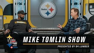 Tomlin previews Falcons, Switzer on Pittsburgh | The Mike Tomlin Show