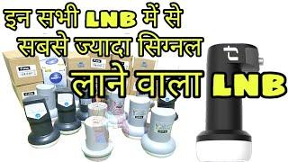 Black ultra lnb inverto UNBOXIN // सबसे अच्छा सिग्नल पकड़ने वाला LNB