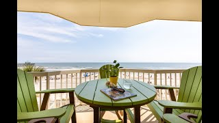 204 Charleston Oceanfront Villas - Folly Beach, South Carolina Vacation Rental