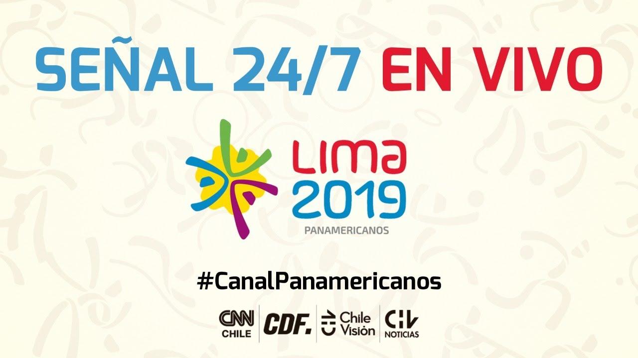 está en Lima viendo los Juegos Panamericanos