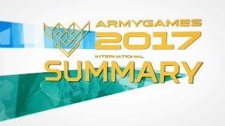 Best moments of Army Games-2017