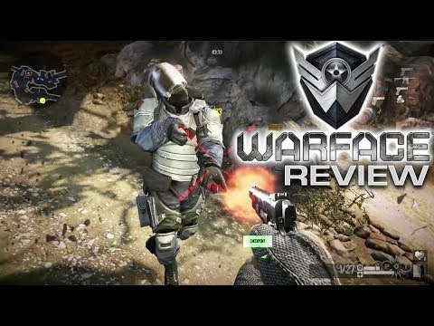video game review warface - Warface Videos - GameSpot Manga Art Style
