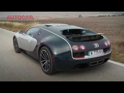 Bugatti Veyron - Super Sport , One Million Dollar Automobile