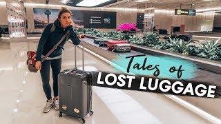 TALES of LOST LUGGAGE...