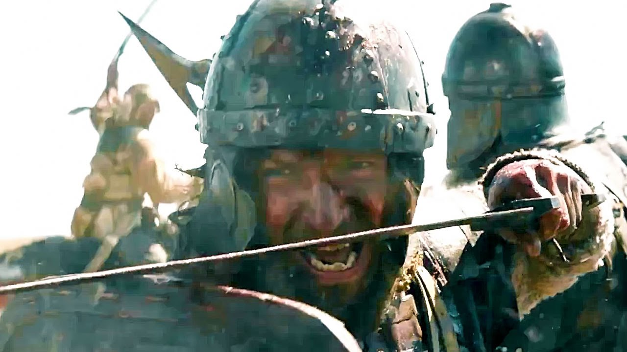 Viking Russian Movie Fighting Clip Russian Bogatyrs - Russian vikings