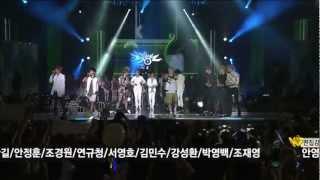 Video 【1080P】All Artist (BoA,Super Junior,EXO-K,BEAST..) - Run To You (31 Aug,2012) download MP3, 3GP, MP4, WEBM, AVI, FLV Agustus 2018