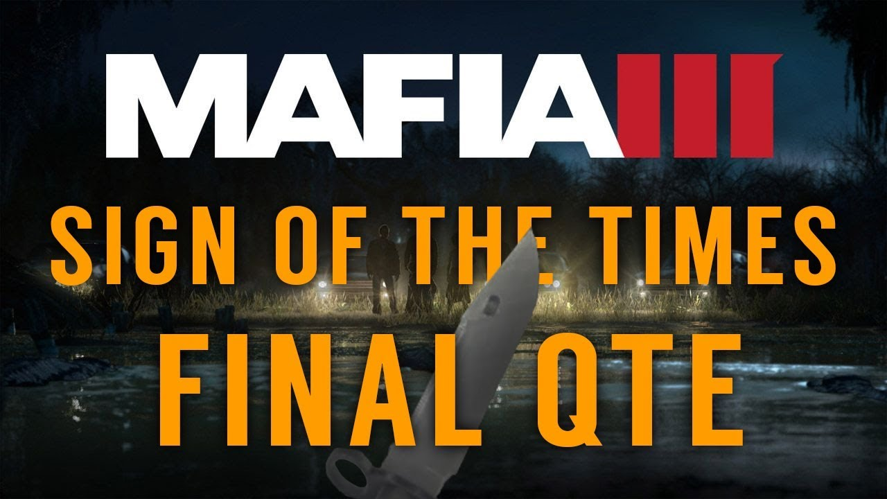 Ccc Mafia 3 Guide Walkthrough Sign Of The Times All For The Blessed Worse Than Dying