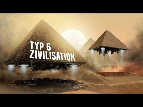 Was ist das Geheimnis der Typ-6-Zivilisation?