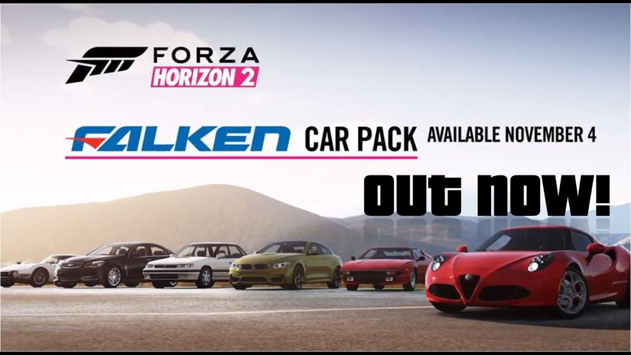 Forza Horizon  November Car Pack