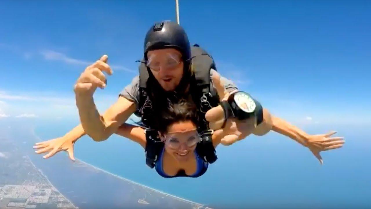 36ada512 Skydive Sebastian - Skydiving over the Florida Coastline!
