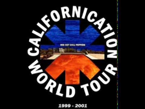 Californication Tour | Red Hot Chili Peppers | SBD