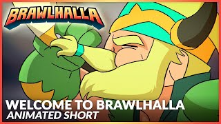 Welcome To Brawlhalla - Animated Short