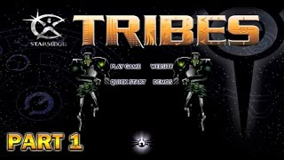 Tribes - Part 1 (Memory Lane / Training) PC Gameplay