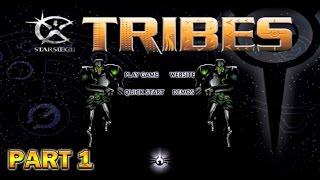 Tribes - Part 1 (Memory Lane / Training) PC Gameplay
