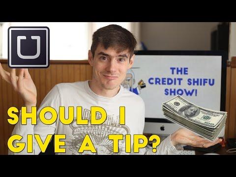 Should I Tip an Uber Driver?