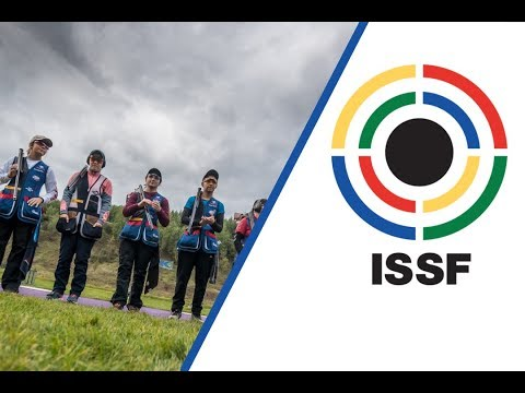 Skeet Women Junior Final - 2017 ISSF World Championship Shot