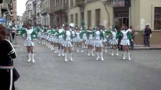 cuenca girls marching band