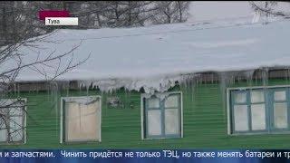 На смену небывалым холодам идет аномальное потепление