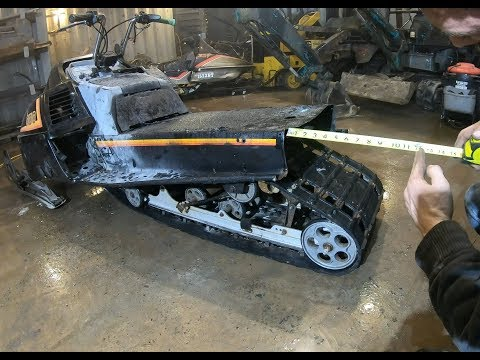 Snowmobile Long Track Conversion