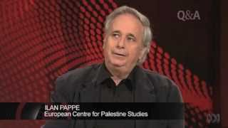 """Q&A: """"Stupid behaviour by a Palestinian leader, does not justify the Ethnic Cleansing of Palestine"""""""