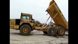 1995 Volvo A35 articulated dump truck for sale | sold at auction March 7, 2013