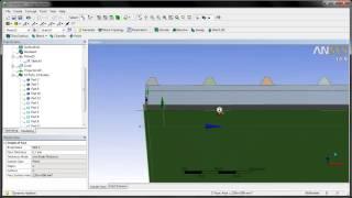 Видеоурок CADFEM VL1230 - Компьютерное моделирование сэндвич-панелей в ANSYS Mechanical ч.1