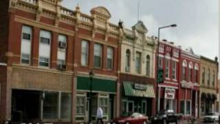 Mankato Minnesota, Old Downtown Mankato, on Our Story