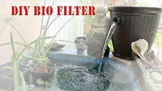 How To Build A Homemade Bio Filter (DIY)