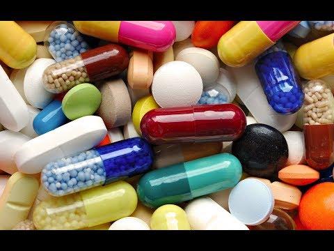 ★ Самый полный список препаратов в домашней аптечке. Лекарства на все случаи жизни.