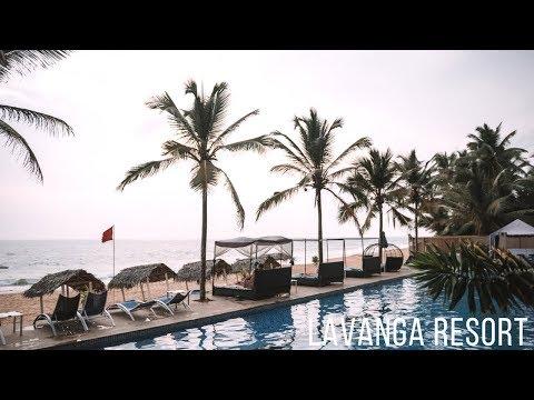 Luxury Lavanga Resort in the SRI LANKA