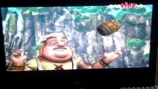 Le avventure di Peter pan cartone