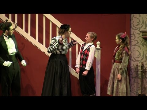 Free Download Brimstone And Treacle (part 1) - Mary Poppins The Musical, Uhs Unionville Hs 2017 Mp3 dan Mp4