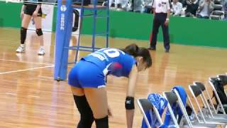 Japan - Volleyball Girls ⭐️🏐ᴴᴰ