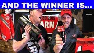 """LIVE TALK"" 1-29-19 WARN WINCH GIVEAWAY..."