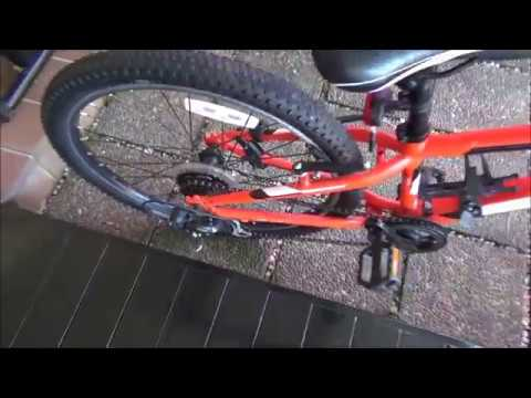 Trek Mt 200 Kids Bicycle Trek Youtube