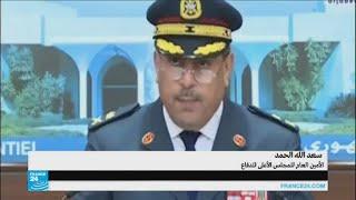 تصريح الأمين العام للمجلس الأعلى للدفاع اللبناني في قصر بعبدا