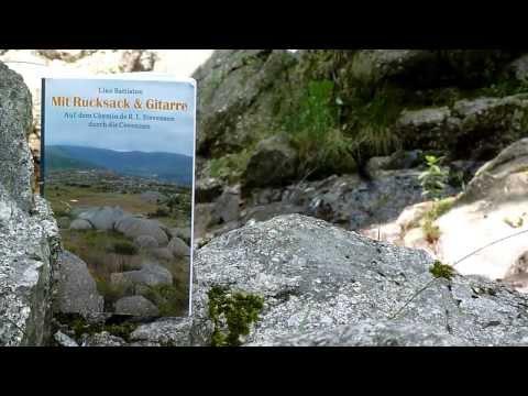 Buchtrailer - Mit Rucksack & Gitarre auf dem Chemin de Stevenson