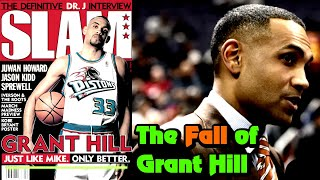 The Devastating Downfall of NBA Superstar Grant Hill