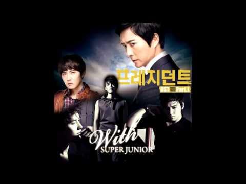 [Audio] Super Junior - Biting My Lips (President OST)