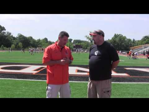Interview with Anderson High School Athletic Director Chris Newton, August 6th, 2016