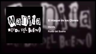MANIFA - Ruido del bueno (Disco completo 2015)