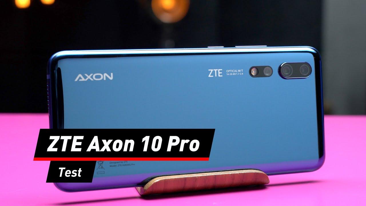 ZTE: Das Axon 10 Pro im Test!