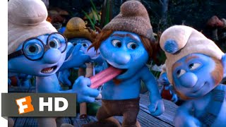 The Smurfs 2 - Happy Smurfday, Smurfette! | Fandango Family