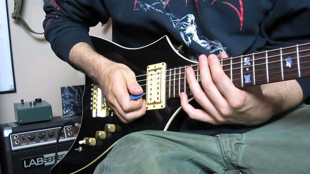 How To Hold A Guitar Pick - Part 1 - Beginner Guitar ...