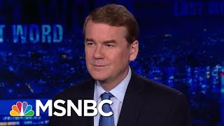 Michael Bennet On Breaking News That Hickenlooper Will End Presidential Bid | The Last Word | MSNBC