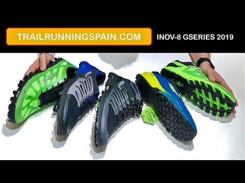Inov-8 Gseries 2019: Five trail running